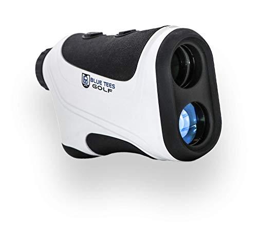 - BlueTees Pro Golf Laser Range Finder - Pro Golf Laser Range Finder - 7X Magnification - 600 Yard Range with Pinseeker Technology - Tournament Legal