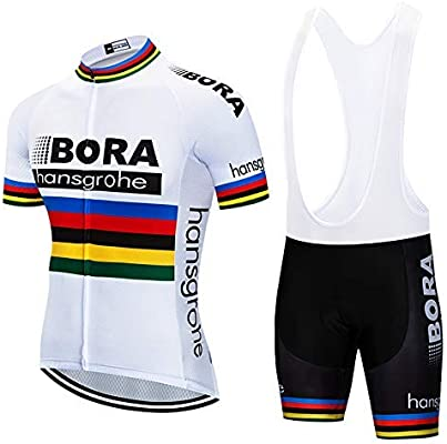 Abbigliamento Ciclismo Traspiranti per MTB TOPBIKEB Maglia Ciclismo Manica Corta Estiva