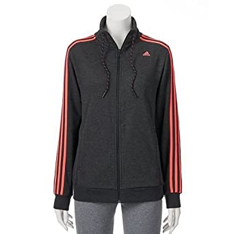 beauty top brands outlet online Amazon.com: Adidas Sport Essentials climalite Track Jacket ...