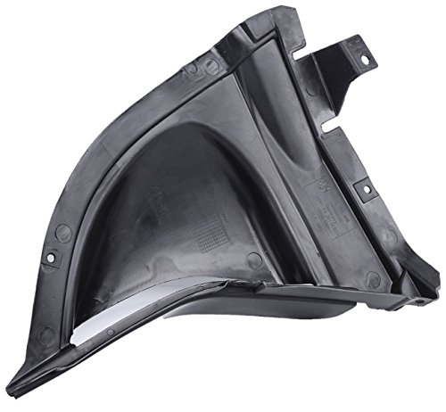 AUTOPA 51757185005 Front Left Fender Liner Extension for BMW F01 F02 740i 750i