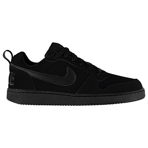 Nike Court Borough Low turnschuhe Herren Triple schwarz Casual Sneakers Schuhe Schuhe