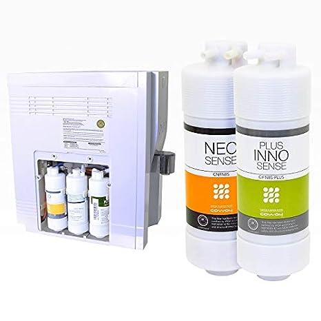 SET / Kit Filtro de agua para el sistema COWAY CHP-06DL, CHP-250L ...