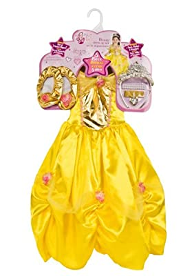 Beauty Dress-up Set Child Size 4 To 6 from Rubies