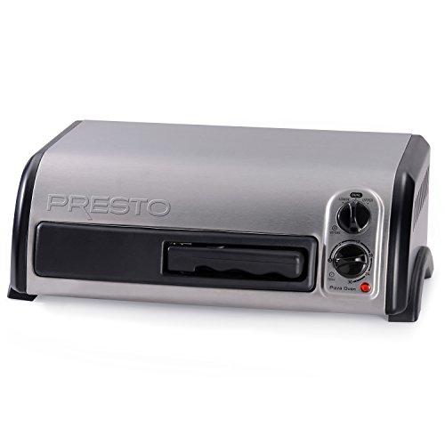 Presto 03436 Stainless Steel Pizza Oven