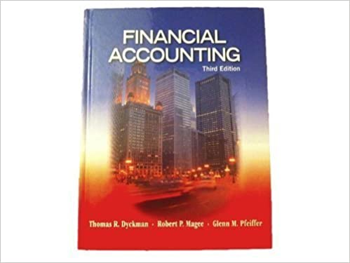 Financial accounting 3rd edition thomas dyckman robert magee financial accounting 3rd edition thomas dyckman robert magee glenn pfeiffer 9781934319604 amazon books fandeluxe Image collections