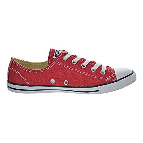 Converse Mandrin Taylor Tout Étoile Délicate Ox Femmes Chaussures Varsity Rouge 530056f