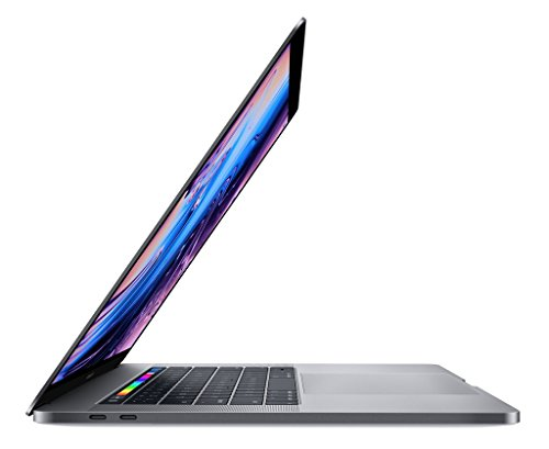 Apple MacBook Pro (15'' Retina, Touch Bar, 2.6GHz 6-Core Intel Core i7, 16GB RAM, 512GB SSD) - Space Gray (Latest Model) by Apple (Image #4)