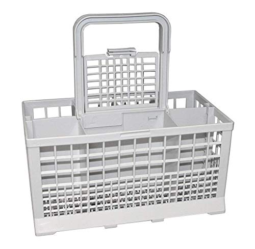 Ximoon Universal Dishwasher Cutlery Silverware Basket for Kenmore, Whirlpool, Bosch, Maytag, KitchenAid (9.45
