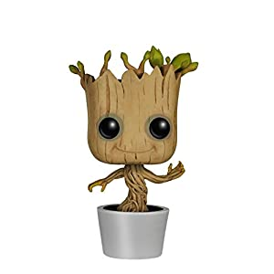 Funky Toy Marvel Dancing Groot Bobble Action Figure