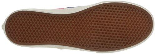 adulte Azalea Baskets U mode Multicolore Vxg6Fq5 Authentic mixte Slim Vans Pink w0qz7xpO