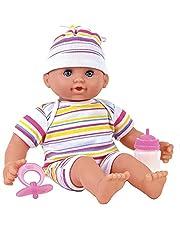 دمية للاطفال من دولز ورلد، 38 سم، متعددة الالوان