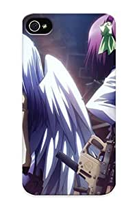 18a9b522749 Angel And Yuri Angel Beats Fashion Tpu Case Cover For iphone 5 5s Series