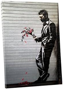 Banksy Waiting