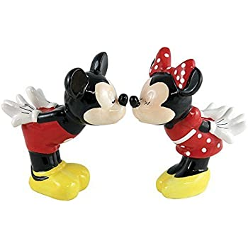 Mickey and Minnie Spice of Life Salt & Pepper Shaker