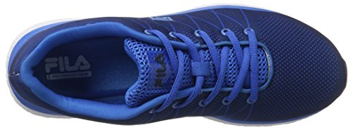 Fila Men Base Affair Low - Zapatillas de casa Hombre Blau (IMPERIAL Blue)