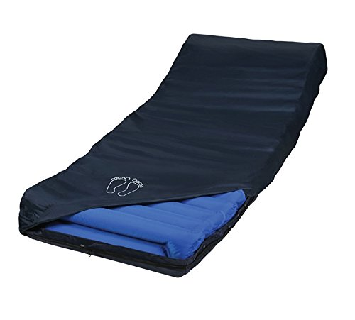 - Medline MDT24A20 Alternating Pressure Low Air Powered Mattress with Pump