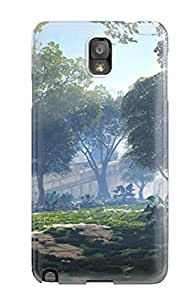 Lori Hammer's Shop Hot Waterdrop Snap-on Skyforge Case For Galaxy Note 3 7669284K66873092