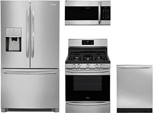 Frigidaire 4 Piece Kitchen Package with FGHD2368TF 36