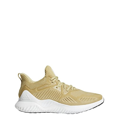 adidas Men's Alphabounce Beyond Team Running Shoe, mesa/White/Black, 10.5 M US