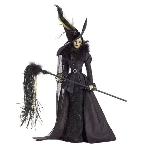Tonner Wizard Of Oz Dolls (Wizard of Oz Wicked Witch of the West Truly Wicked Tonner Doll)