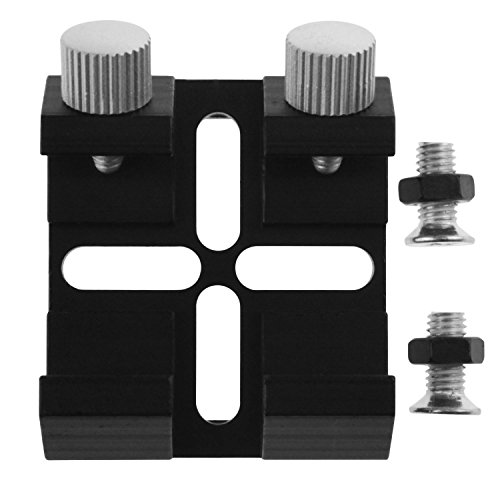 Astromania Universal Dovetail Base for Finder Scope - Ideal for Installation of Finder Scope, Green Laser Pointer Bracket by Astromania (Image #2)