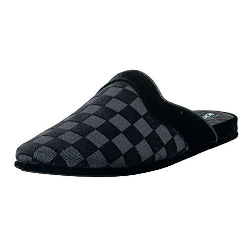 Dolce & Gabbana Men's Checkered Velour Tuxedo Slippers Shoes Size US 9 IT 8 EU 42 (Gabbana Tuxedo Dolce &)