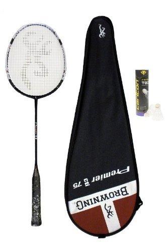brauning Premier CTi 75 75 75 Badminton rackets  6 Carlton shuttles RRP £330 B009ESWN04 Badmintonschlger Elegantes Aussehen d94841