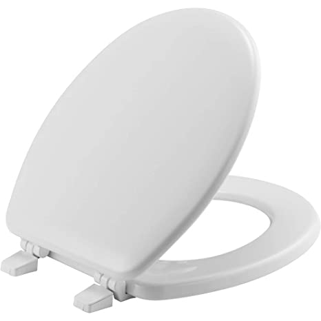 Magnificent Bemis Bb540 000 Baby Toddler Toilet Seat Fits American Standard And Eljer Baby Bowl Toilets Durable Enameled Wood White Pabps2019 Chair Design Images Pabps2019Com