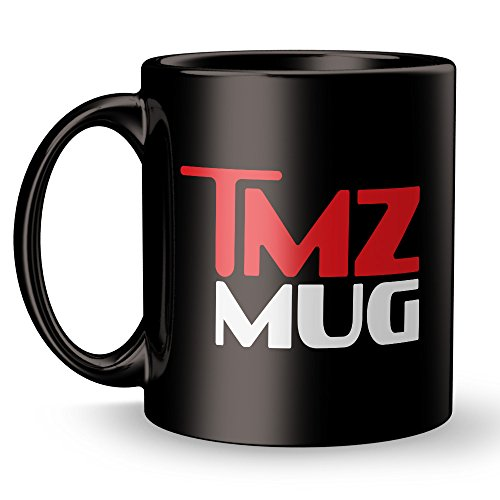 Tmz Mug   Cool Celebrity Gossip Super Funny And Inspirational Best Gifts Tea Cup   Grumpy Cat   Coffee Makes Me Poop   Ultimate Travel Gear Novelty Toilet Potty Humor   Joke Fun Sarcasm  Black