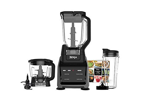 Ninja Intelli-Sense Touchscreen Blend &  Prep System (Renewed) (Ninja Food Processors)