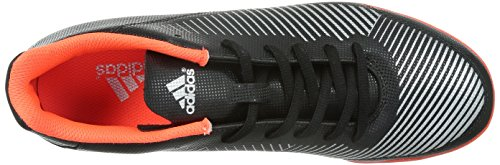 adidas Fussballschuhe freefootball Tableiro Core Black/Core Black/Solar Red 44 2/3