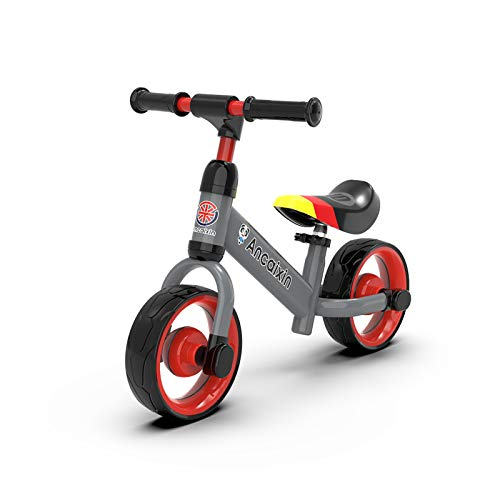 YGJT Toddler Balance Bike Lightweight Aluminum Alloy Kids Bicycle Ages 18month – 5 Year Outdoor Riding Toys for 2 3 4 5…