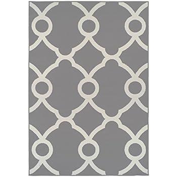 Amazon Com Modern Area Rugs 2x3 Door Mat Indoor Gray