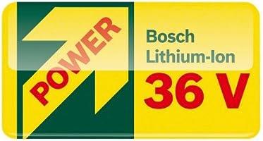 Bosch Rotak 37 LI - Cortacésped a batería