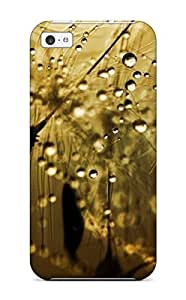 Awesome DfZGjAY397ekobB Annie T Crawford Defender Tpu Hard Case Cover For Iphone 5c- Rain Summer