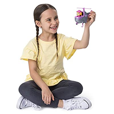 PAW Patrol Ultimate Rescue Skye's Mini Helicopter with Collectible Figure, Ages 3 and Up: Industrial & Scientific