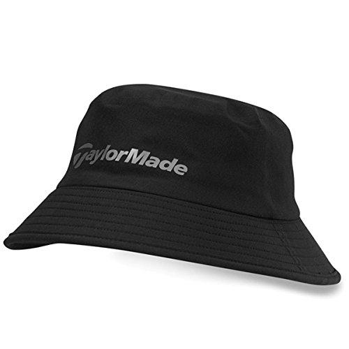 TayloyMade Golf Men's Storm Water Resistant Bucket Hat - US L/XL - (Storm Waterproof Hat)