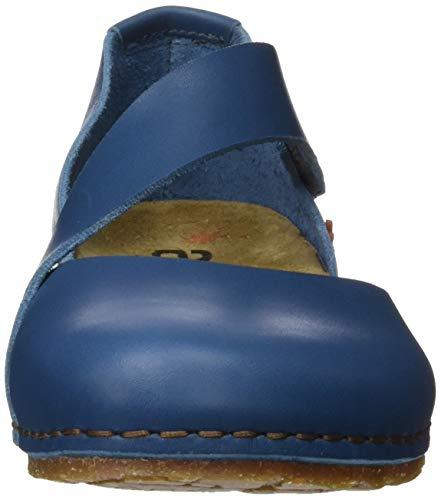 jeans Con Para Sandalias Art Cerrada Azul Punta 0442 Mujer 38 Eu 000 wXEq1q8