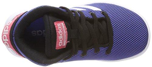 adidas Cloudfoam Refresh Mid, Zapatillas Altas Unisex Niños Azul (Maruni / Ftwbla / Azalre 000)