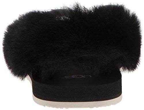 Ugg Damenschuhe - Zehentrenner LAALAA 1090387 - Black Black