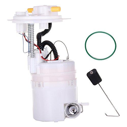 - ECCPP Electric Fuel Pump Module Assembly w/Sending Unit Replacement for Hyundai Santa Fe 2007 2008 2009 V6 2.7L 3.3L E8821M