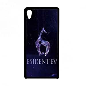 Classic Zombie Movie Series Cover,Resident Evil Phone Carcasa de telefono For Sony Xperia Z5,Unbella Corporation Cover
