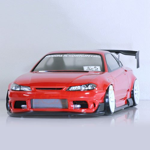 Pandora RC #PD/PAB-148 Nissan Silvia S15 (Origin Labo) Body Shell (Nissan S15 Silvia)