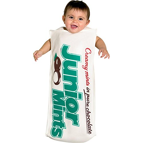 Junior Mints Candy Costume