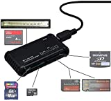 High Speed All-in-1 Memory Card Reader/Writer for