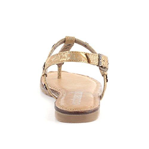 Sandaler Gammelt Gull Cubanas Chocolat640m Kvinners 8qSw40nxzC