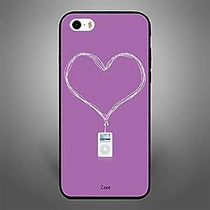 iPhone SE Love Music Player