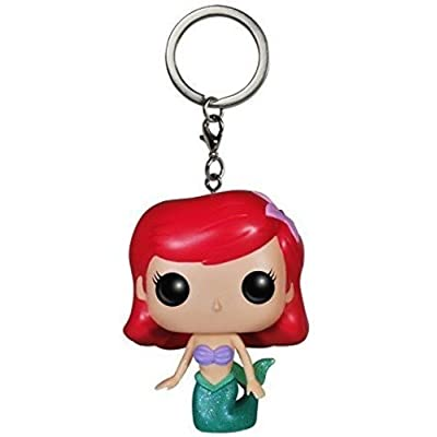Funko POP Keychain: Disney - Ariel Action Figure: Funko Pocket Pop! Keychain:: Toys & Games