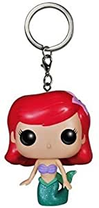 Amazon.com: Llavero Funko Pop de Ariel de Disney: Funko ...