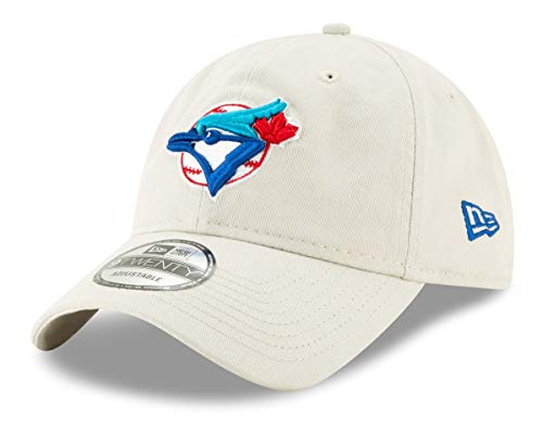 New Era Toronto Blue Jays MLB Cooperstown Core Classic Stone Adjustable -